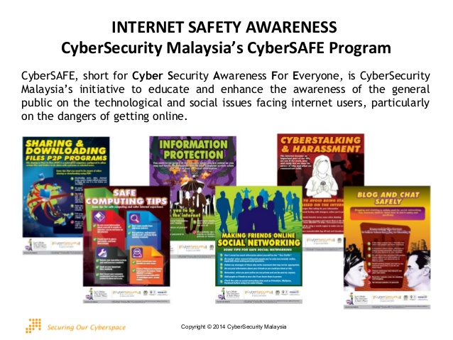 Internet Safety Awareness: CyberSAFE